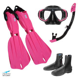 Seawing Nova Snorkeling Package Pink