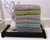 6 pcs Cotton Hand Towel Set  30x50cm