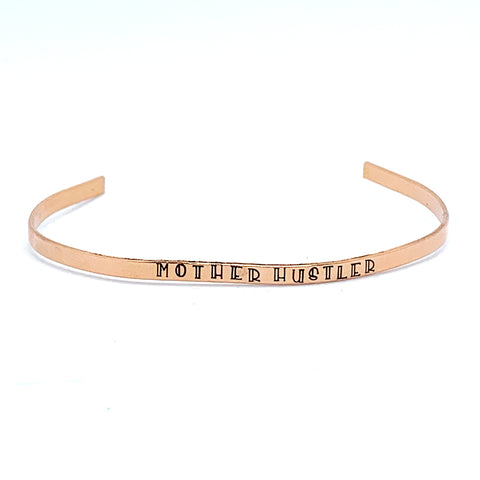 ⅛ inch Copper Cuff - Mother Hustler
