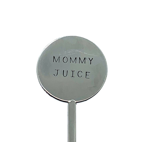 Cocktail Stirrer - Mommy Juice
