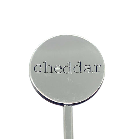 Cheese Marker - Cheddar