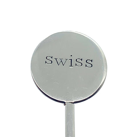 Cheese Marker - Swiss