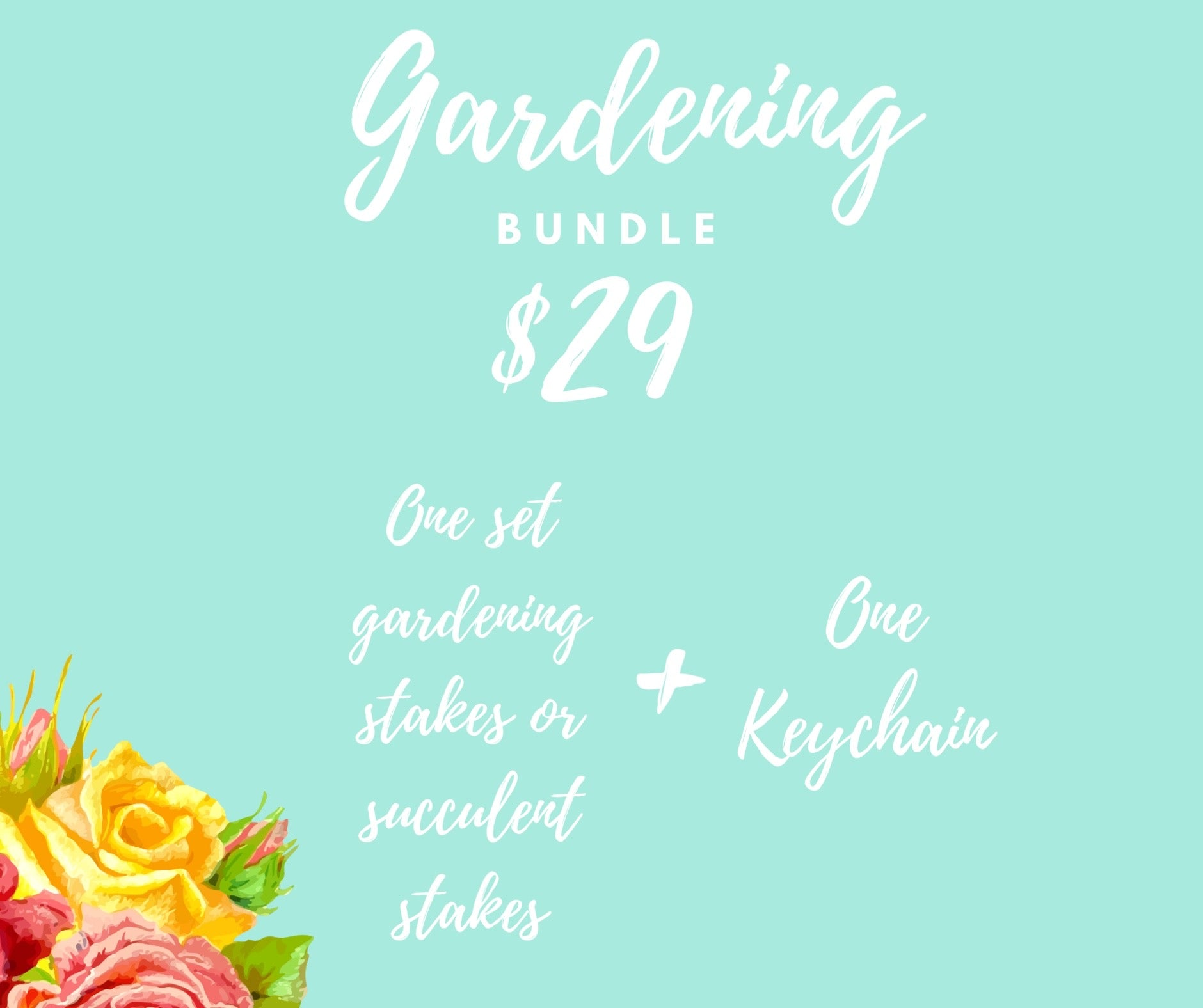 Mother's Day Gift Bundle - Gardening Mom Bundle