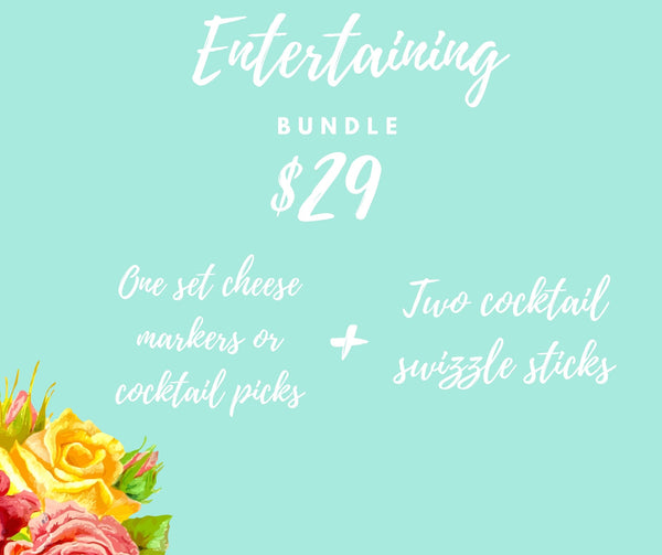 Mother's Day Gift Bundle - Entertaining Mom Bundle