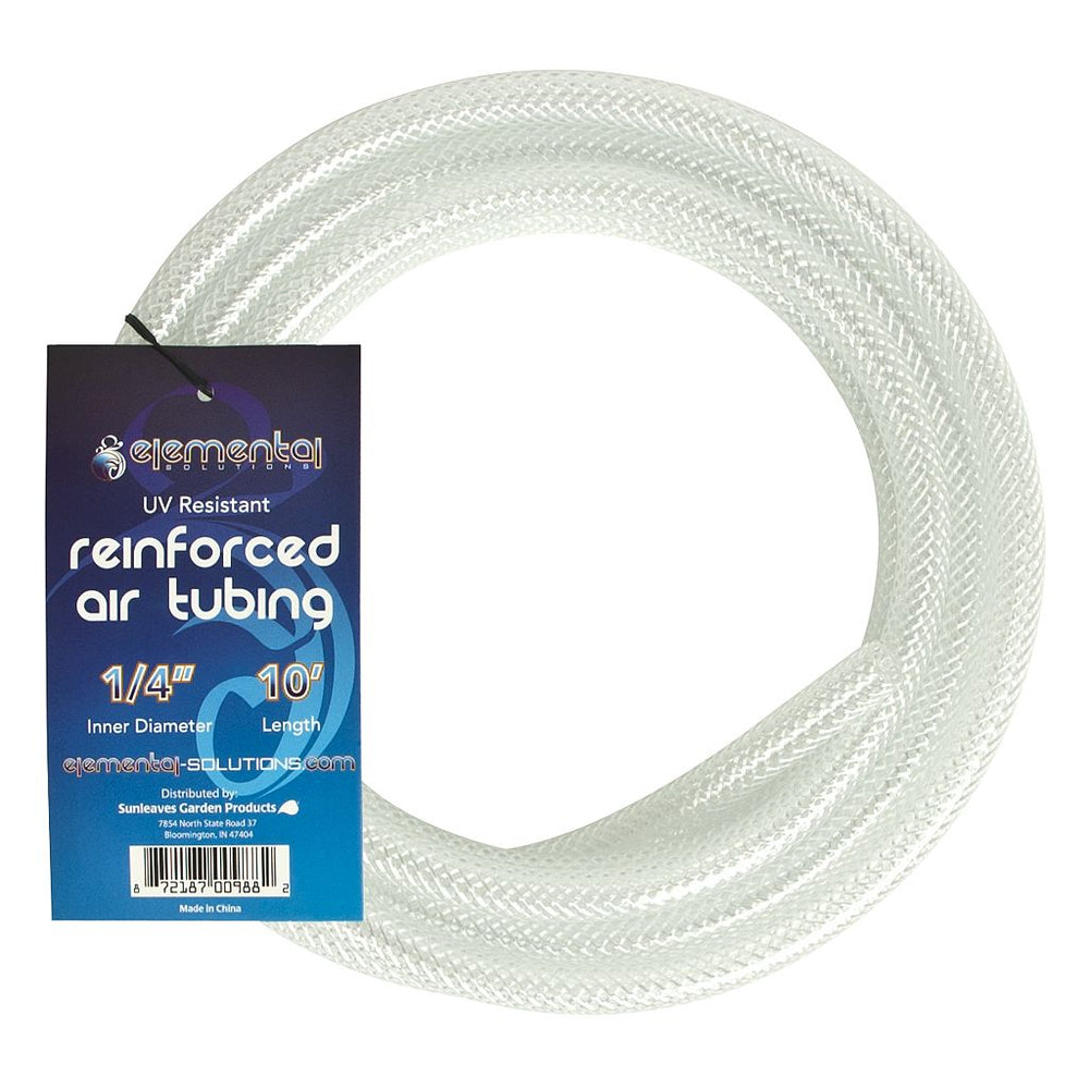 ES O2 REINFORCED AIR TUBING 1/4""
