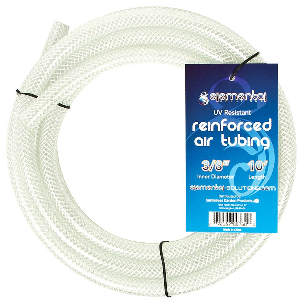 ES O2 REINFORCED AIR TUBING 3/8""