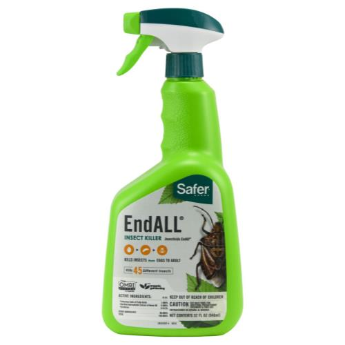 Safer EndALL Insect Killer RTU Quart