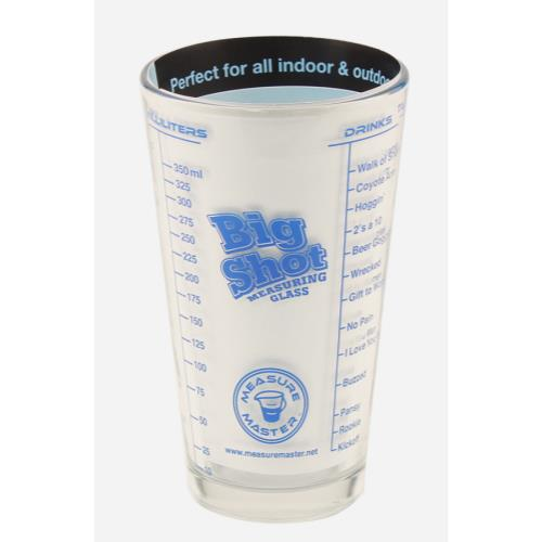 MM Big Shot Measuring Glass