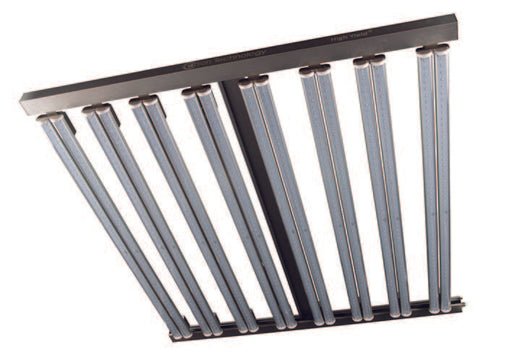 "Carson Technology 640W LED Grow Light - 47.5"" x 48.5"" x 2.5"""