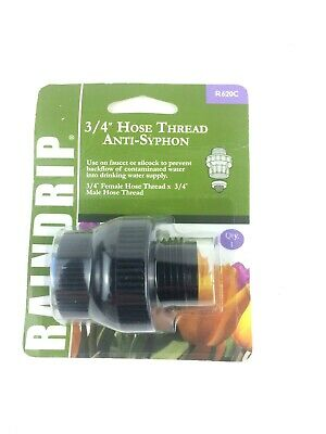 "RD R620C 1/2"" x 3/4"" Swivel Adapter Hose Thread"