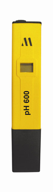 Milwaukee Instruments pH 600 pH Tester With 1 Point Manual Calibration