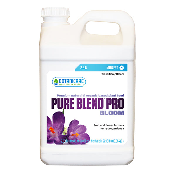 BC Pure Blend Pro Bloom