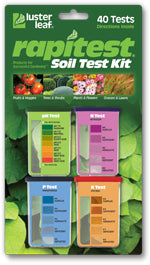LL Rapitest Soil Test Kit
