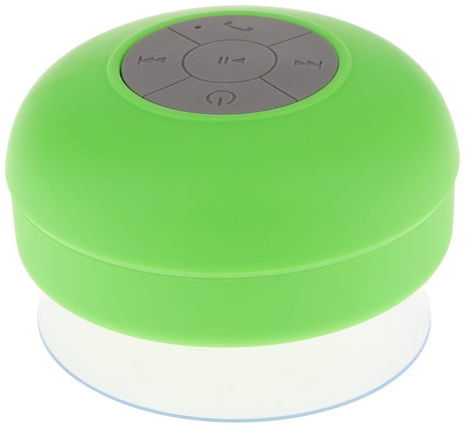 Cassa Minispeaker Altoparlante Waterproof con Display Bluetooth Microfono