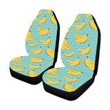 Banana Pattern Print Design BA02 Universal Fit Car Seat Covers