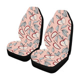 Apple Pattern Print Design AP04 Universal Fit Car Seat Covers