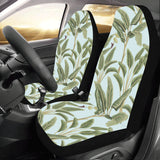 Banana Leaf Pattern Print Design BL03 Universal Fit Car Seat Covers