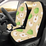 Apple Pattern Print Design AP07 Universal Fit Car Seat Covers