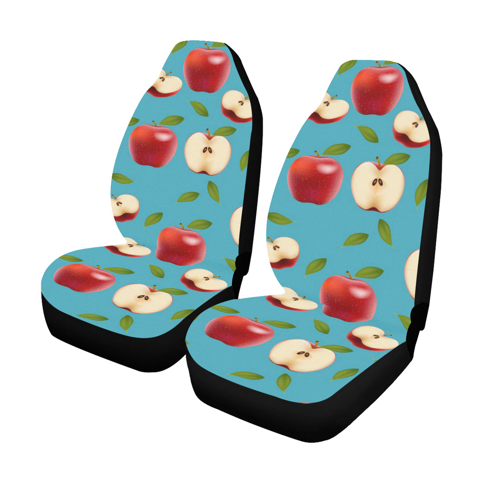 Apple Pattern Print Design AP012 Universal Fit Car Seat Covers