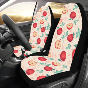 Apple Pattern Print Design AP06 Universal Fit Car Seat Covers
