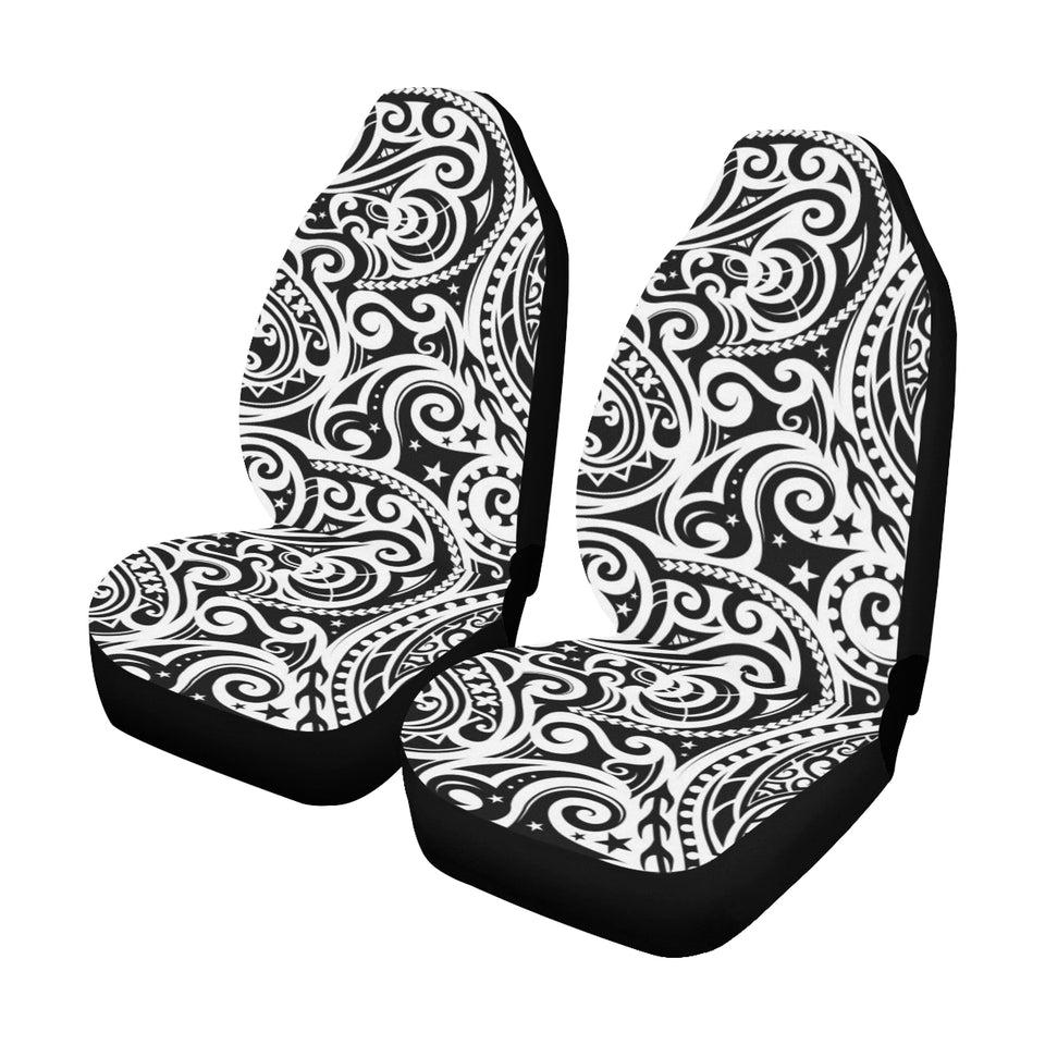 Polynesian Traditional Tribal Universal Fit Car Seat Covers