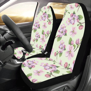 Apple blossom Pattern Print Design AB05 Universal Fit Car Seat Covers