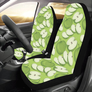 Apple Pattern Print Design AP010 Universal Fit Car Seat Covers