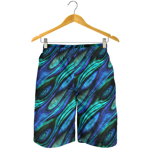 Abalone Pattern Print Design 03 Mens Shorts