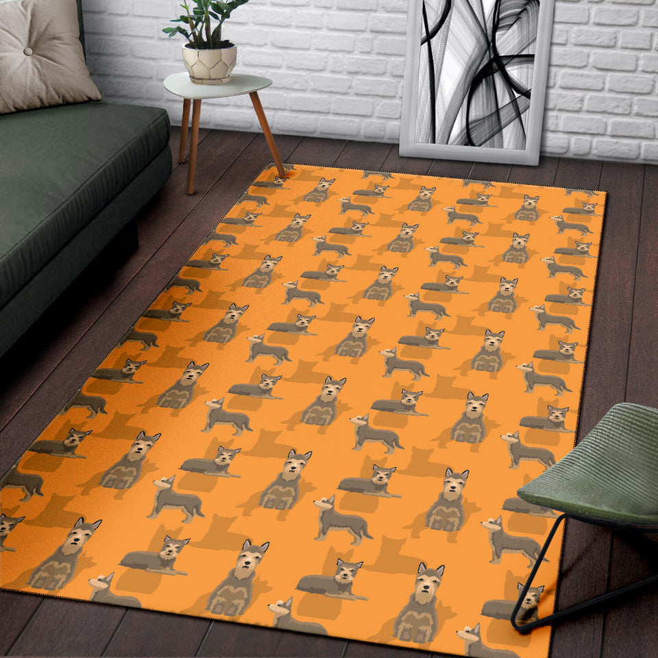 Berger Picard Pattern Print Design 01 Area Rug