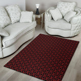 Multiple myeloma Pattern Print Design A01 Area Rug