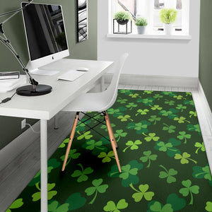 Irish Pattern Print Design 03 Area Rug