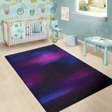 Night sky Pattern Print Design A04 Area Rug