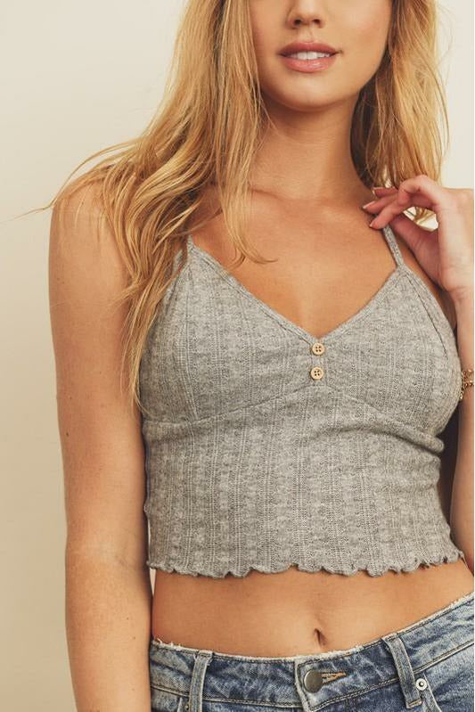 Audrey Knit Crop