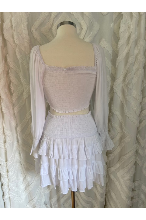 Sweet Summer Time Two Piece Set Top