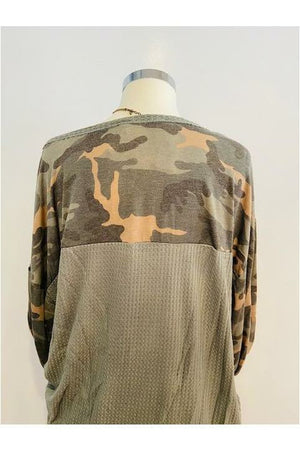 Camouflage Thermal
