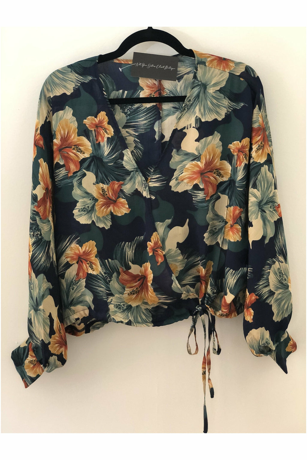 Tropic Blouse