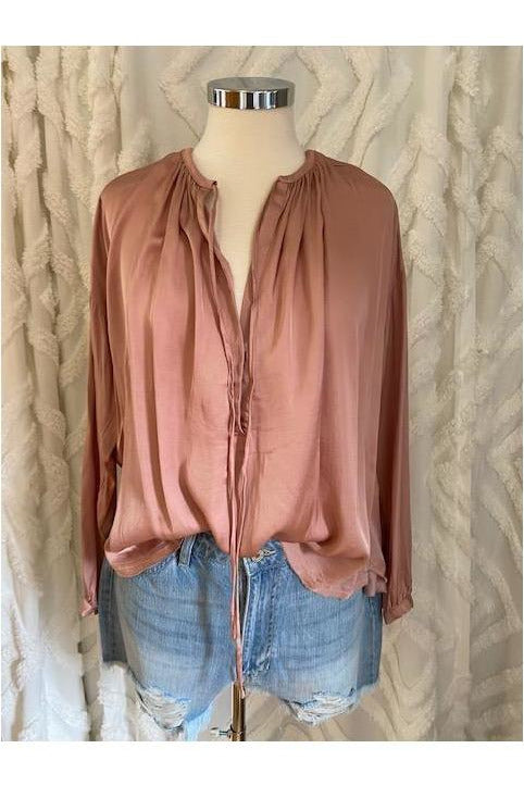 Blushing Blouse
