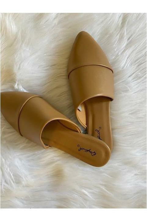 Butterscotch Sandal