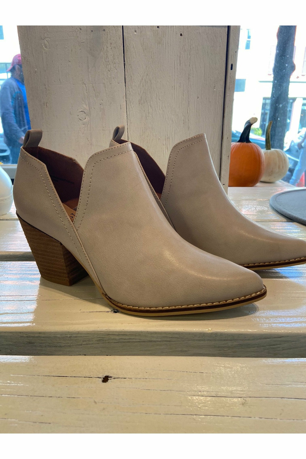 Fall-Tastic Booties