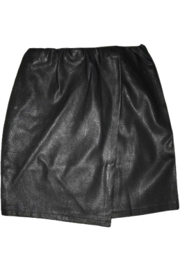 Pleather Miniskirt - Not Your Sisters Closet Boutique