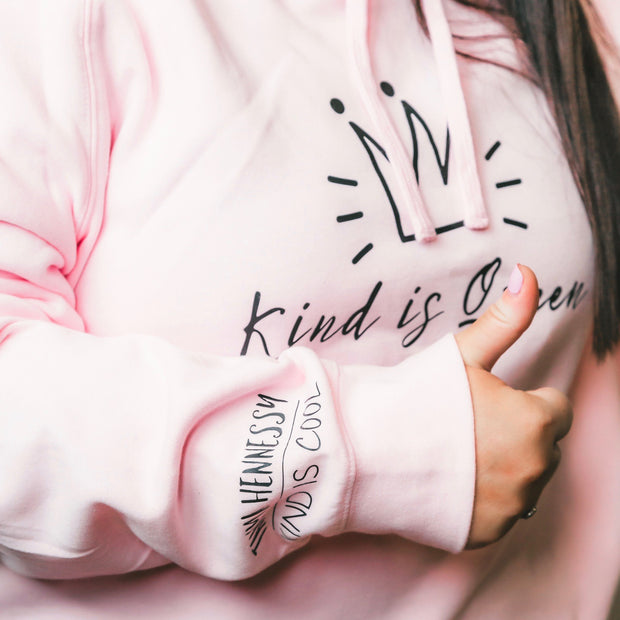 Kind is Queen Unisex Hoodie