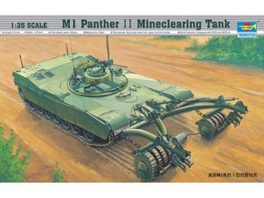M1 Panther II Mine Clearing Vehicle