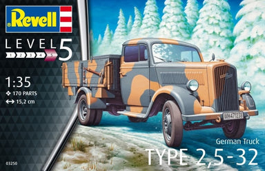 German Truck TYPE 2,5-32 - Opel Blitz