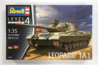 1/35 Revell Leopard 1A1