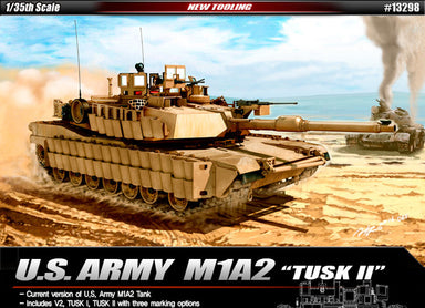US ARMY M1A2 Abrams  TUSK II