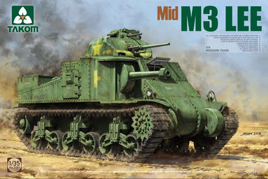 1/35 Takom US Medium Tank M3 Lee Mid