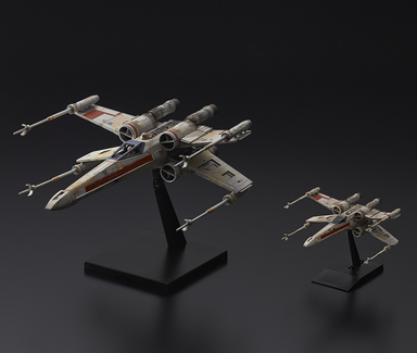 "1/72 BANDAI Star Wars Red Squadron X-Wing Starfighter Special Set ""Rogue One"""