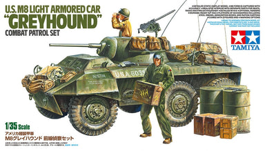 1/35 Tamiya M8 Greyhound Combat Patrol Limited Edition