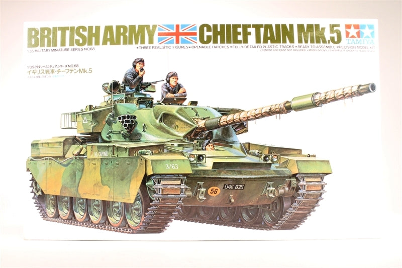 1/35 Tamiya British Chieftain Mk. 5