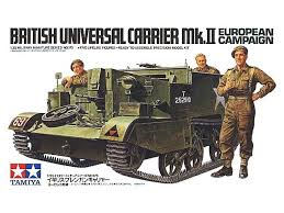 1/35 Tamiya British Universal Carrier European Campain